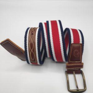 Cinturón de hombre elastico