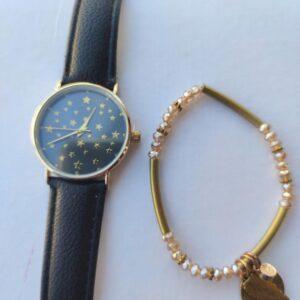 REloj y pulsera de chica