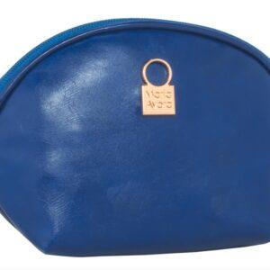 Aseo pequeño azul de mujer