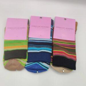 Peck de tres pares de calcetines