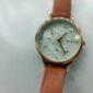 Reloj de mujer marrón