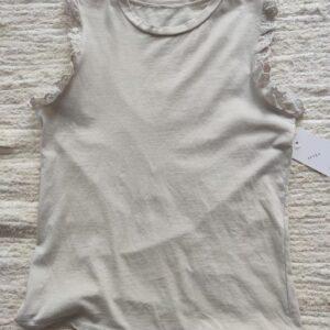 Camiseta beige de sisa