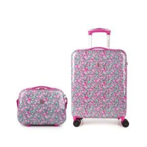 Set de maleta y neceser